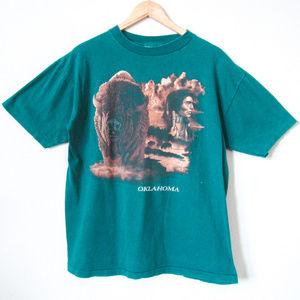RARE Vintage 80's Souvenir Graphic T Shirt